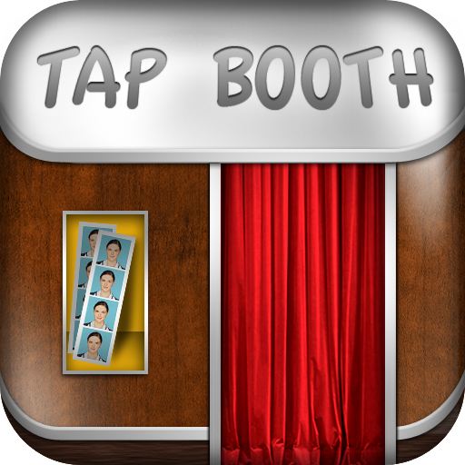 Tap Booth - Props & Filters for Photo Booth pictures!