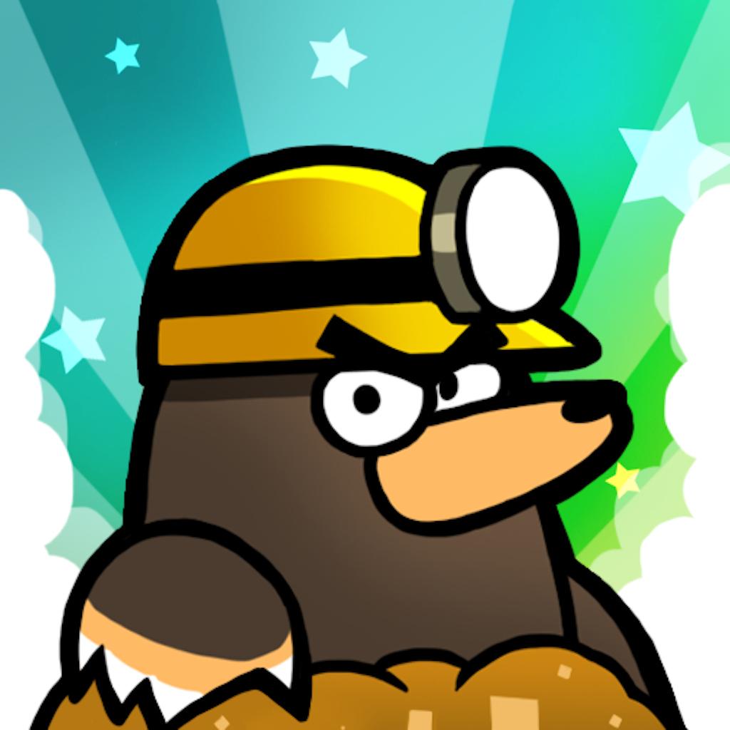 A Hungry Mole