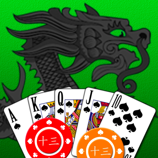 Chinese 13 Card Poker