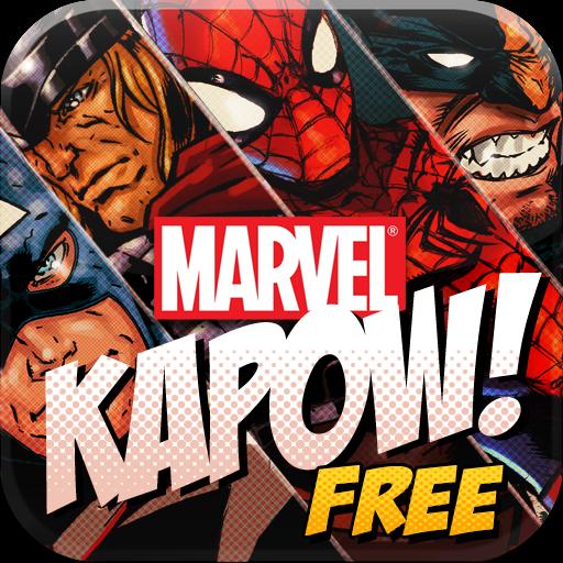 Marvel KAPOW! Free
