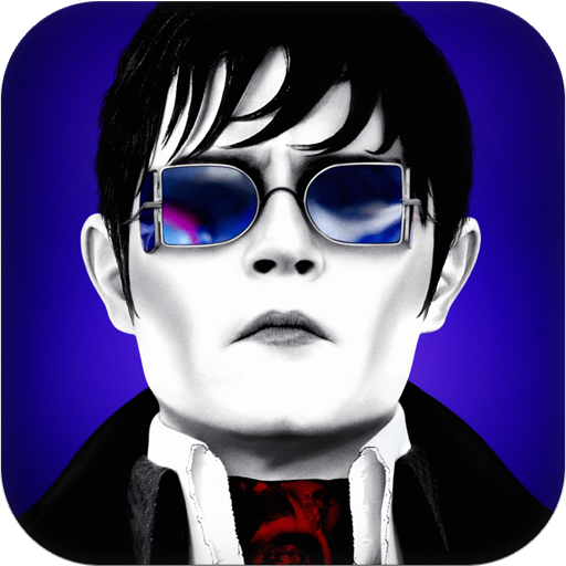 Dark Shadows: Photo Filter App