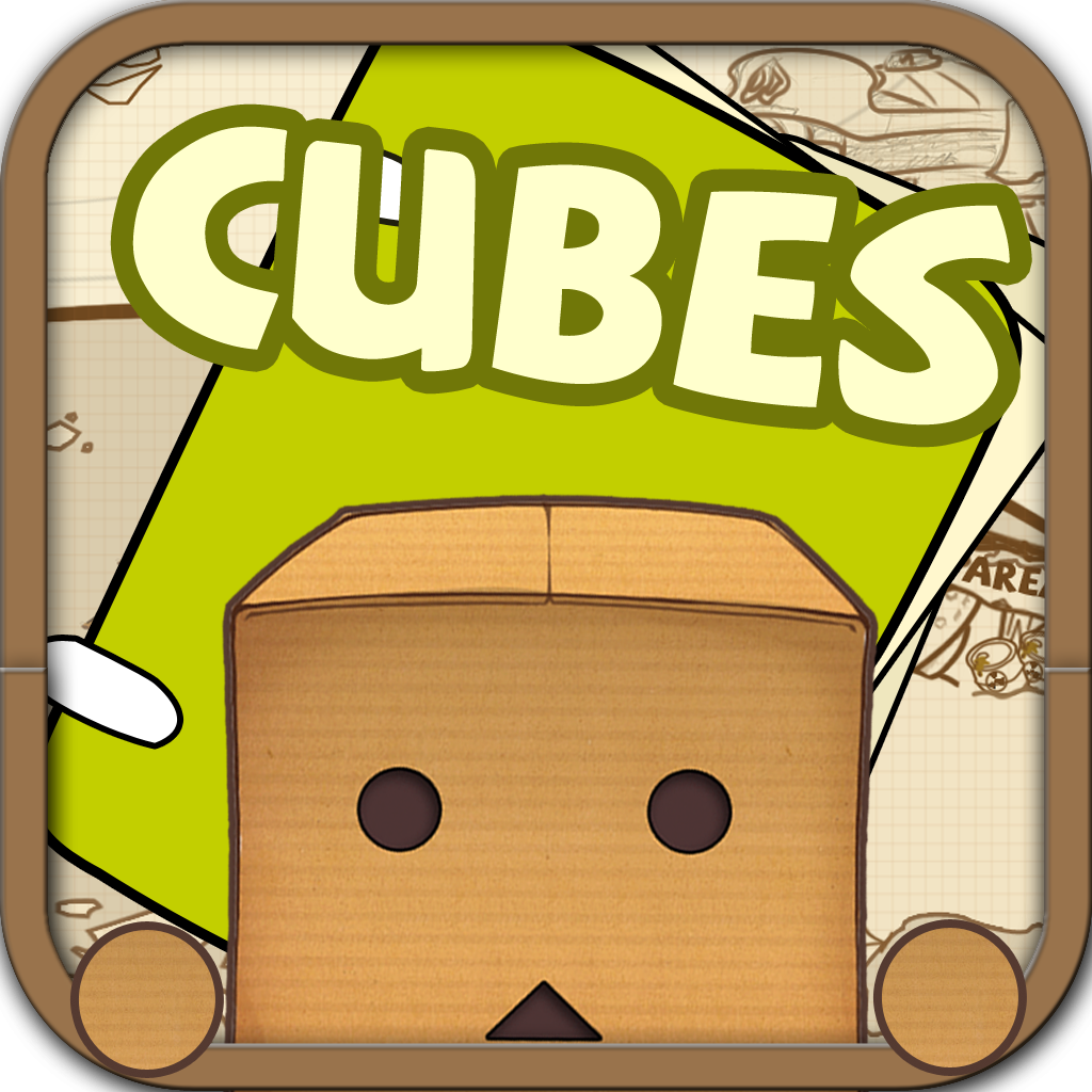 Doodle Cubes vs Aliens