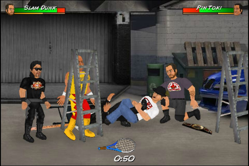 Wrestling Revolution (Pay-Per-View)