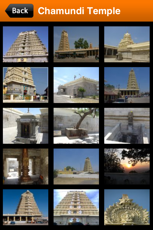 Religious Places – India – Browse all Temples, Churches, Mosques Screenshot