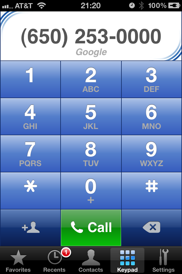 Talkatone - free calls, SMS texting and IM chat (Facebook and VoIP