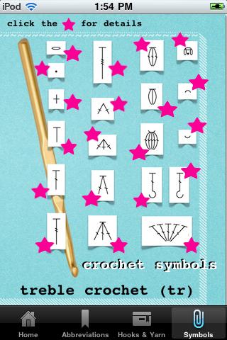 Crochet Decoder Screenshot