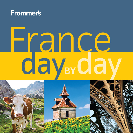 Frommer's France Day by Day by Anna Brooke