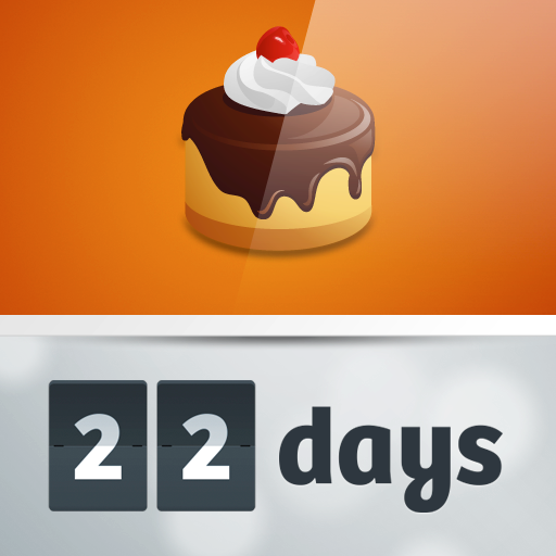 22 Days HD ~ countdowns with style