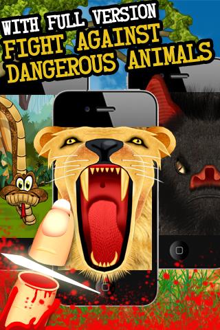 Finger Slayer Wild Lite Screenshot