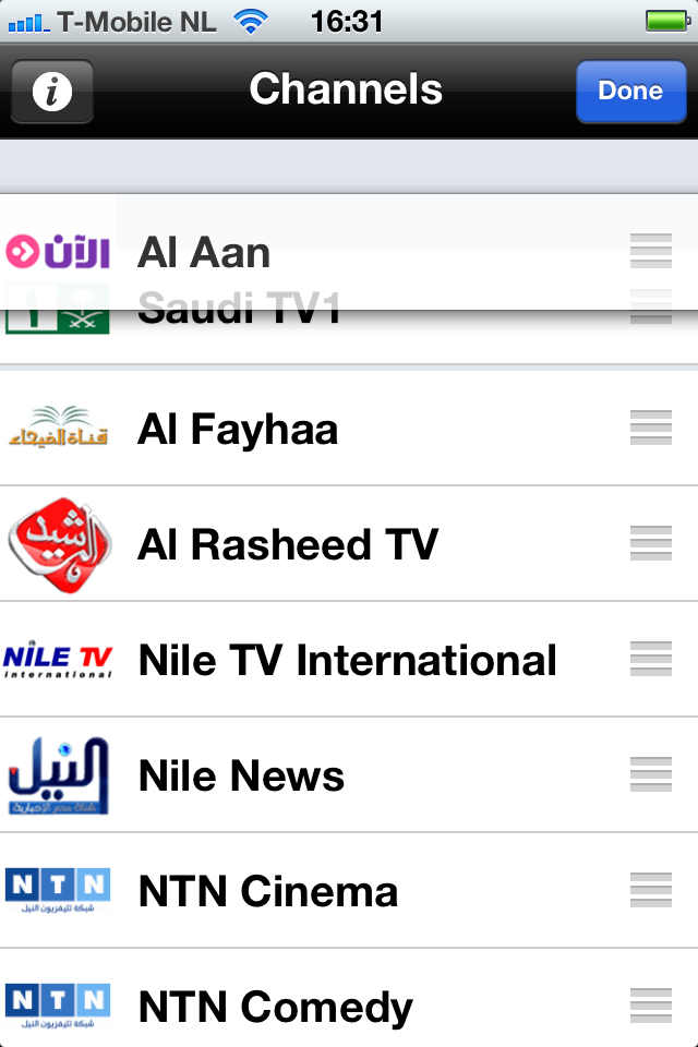 تلفزيون مباشر — Watch your favourite Arabic live TV channels