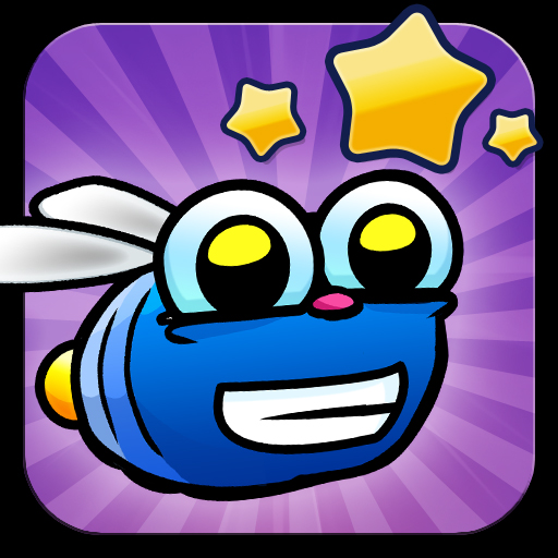 Bugs On The Bayou - Easy controls, Great for Kids, Fun and Ads FREE