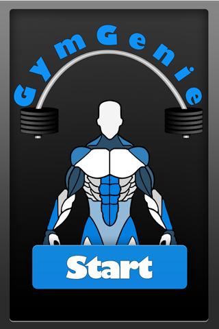 Gym Genie Screenshot
