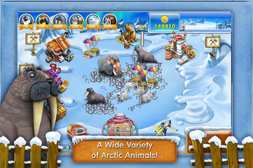 Farm Frenzy 3 – Ice Domain (Free) by Alawar Entertainment, Inc
