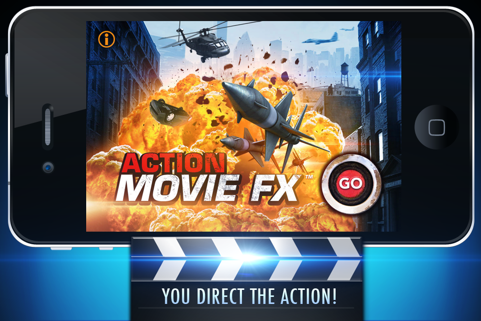 action movie creator fx for android free download