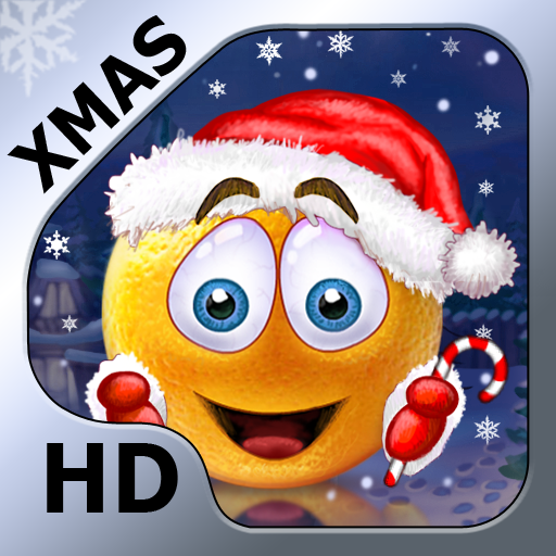 Cover Orange HD - Xmas Gift