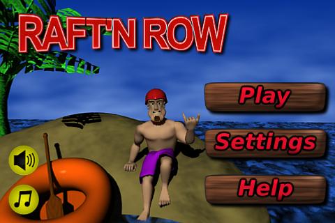Raft'n Row Screenshot