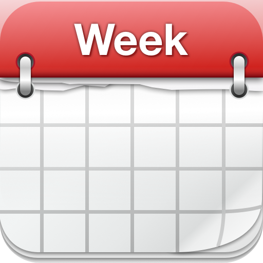 Weekly Calendar App : App showdown get your schedule in gear with calvetica