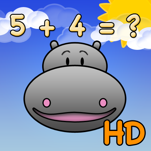 mR. Hippo's Maths Adventure: Addition HD