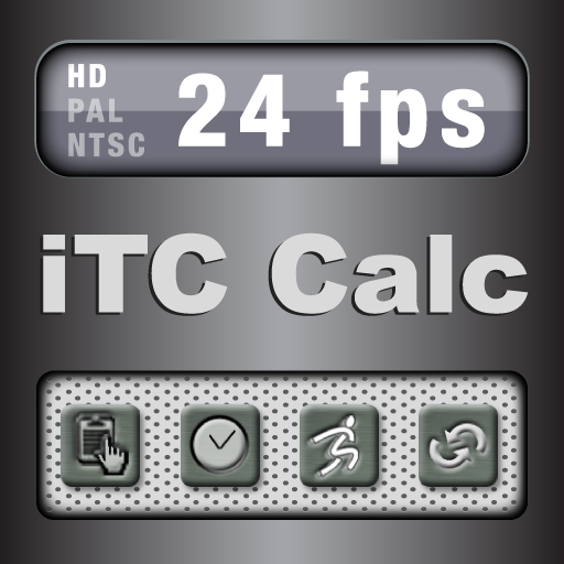 iTC Calc for iPad, The Timecode Toolkit