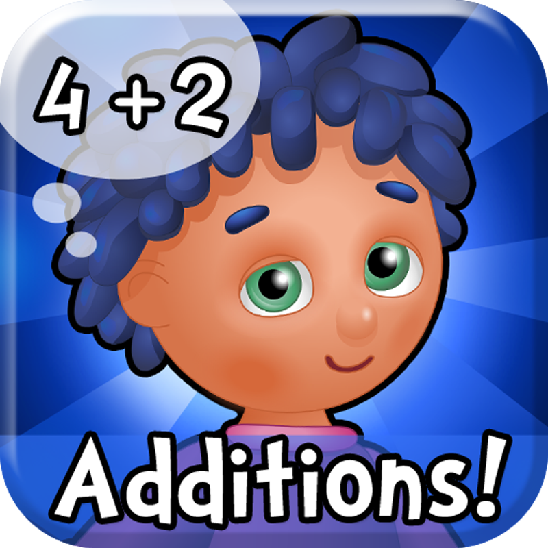 i Learn With Poko: Additions! -   Math educational games for kids in preschool and kindergarten