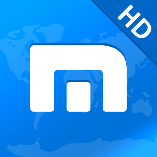 Maxthon Web Browser for iPad