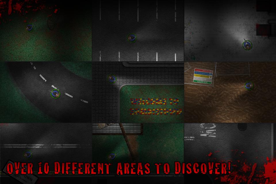Zombie Blitz Screenshot