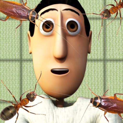 Frantic Freddy Bug Stomp