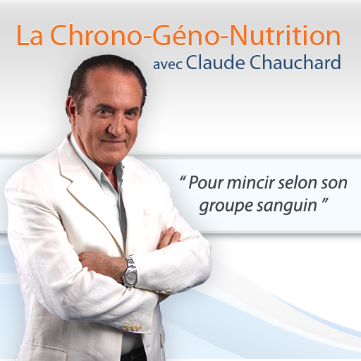 l 39 application la chrono g no nutrition avec claude chauchard. Black Bedroom Furniture Sets. Home Design Ideas