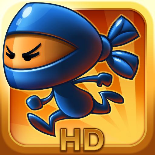 Ninja Pong HD