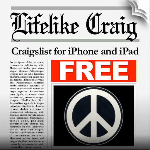 Lifelike Craig Free - Craigslist for iPhone and iPad