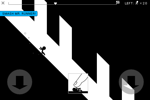 Mr.Runner Plus Screenshot