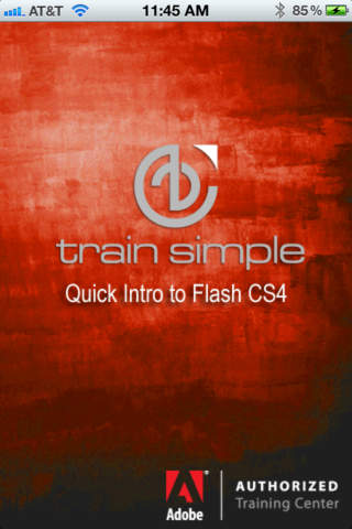 Intro to Adobe Flash CS4 | FREE iPhone & iPad app market