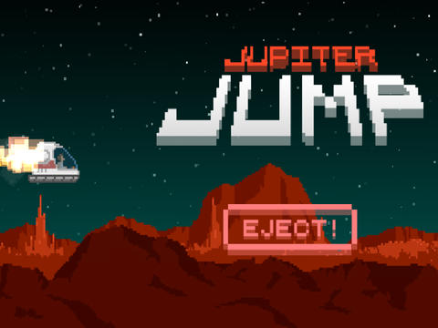 Jupiter Jump Screenshot