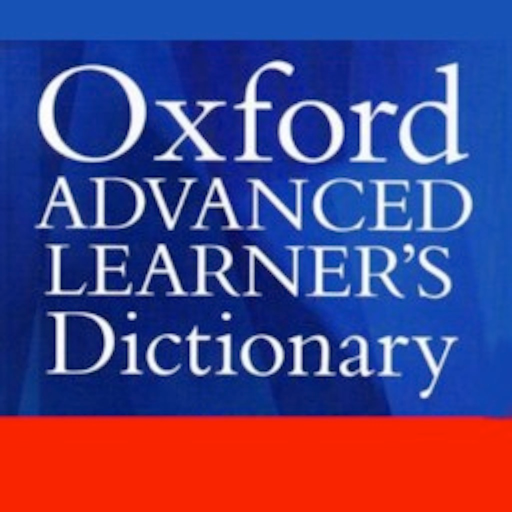 Oxford Advanced Learner's Dictionary Stardict Data - App Store ...