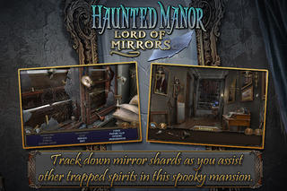 Haunted Manor: Lord of Mirrors (Full)-0
