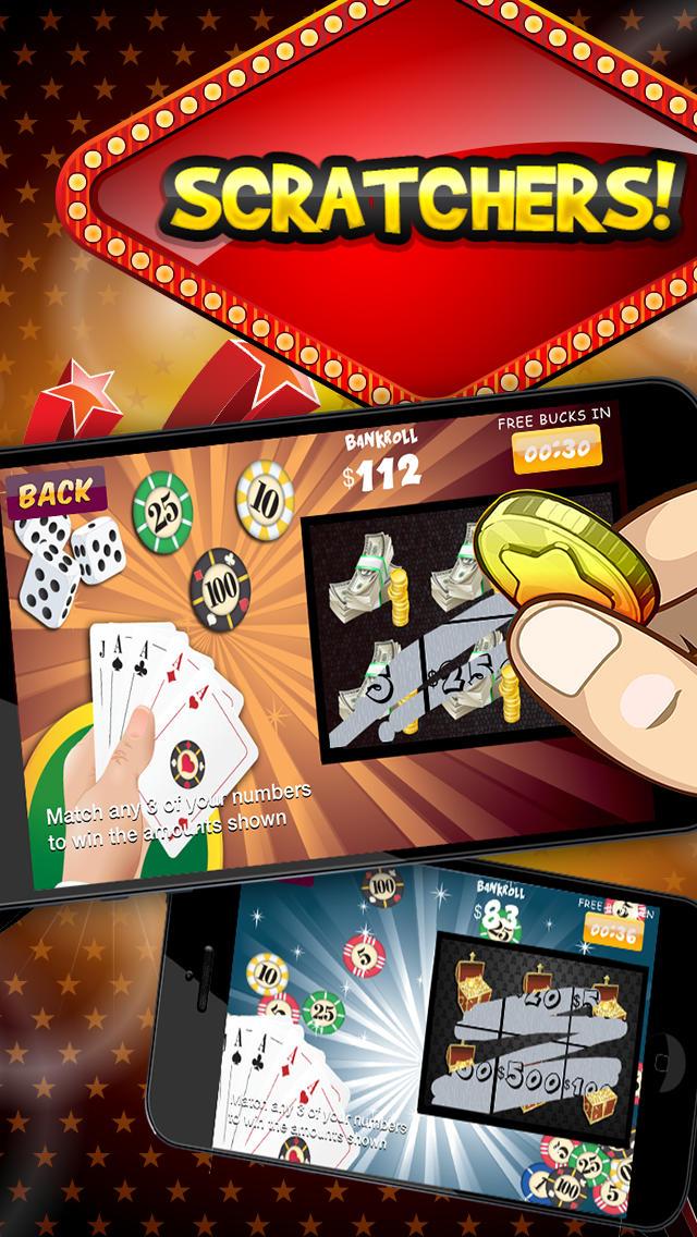 Best Online Scratch Card Games
