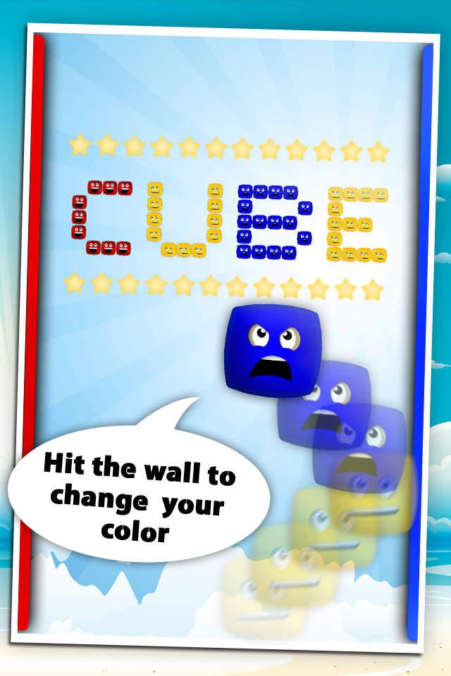 Fling Cube - Block Shooter
