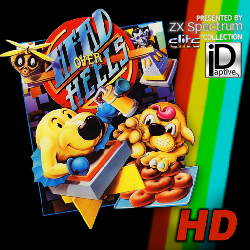 Head Over Heels: ZX Spectrum HD
