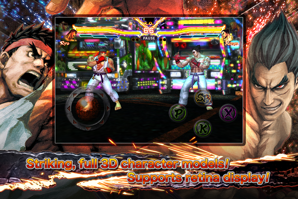 Free Download Free|Apk|Files|STREET FIGHTER X TEKKEN MOBILE By