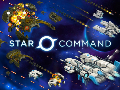 Star Command Screenshot