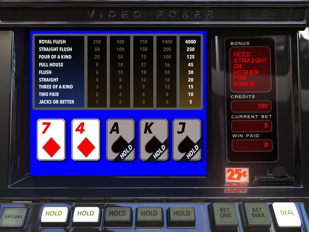 Free Jacks Or Better Slots