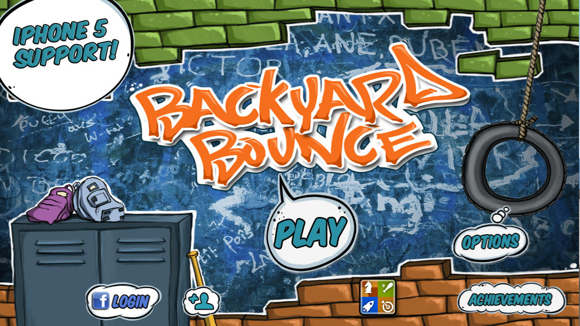 Backyard Bounce screenshot-4