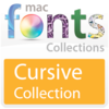 10 款草體字體 MacFonts-CursiveFonts for Mac
