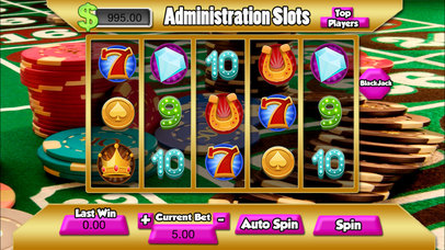 Abies Administration Awaka Slots HD Screenshot on iOS