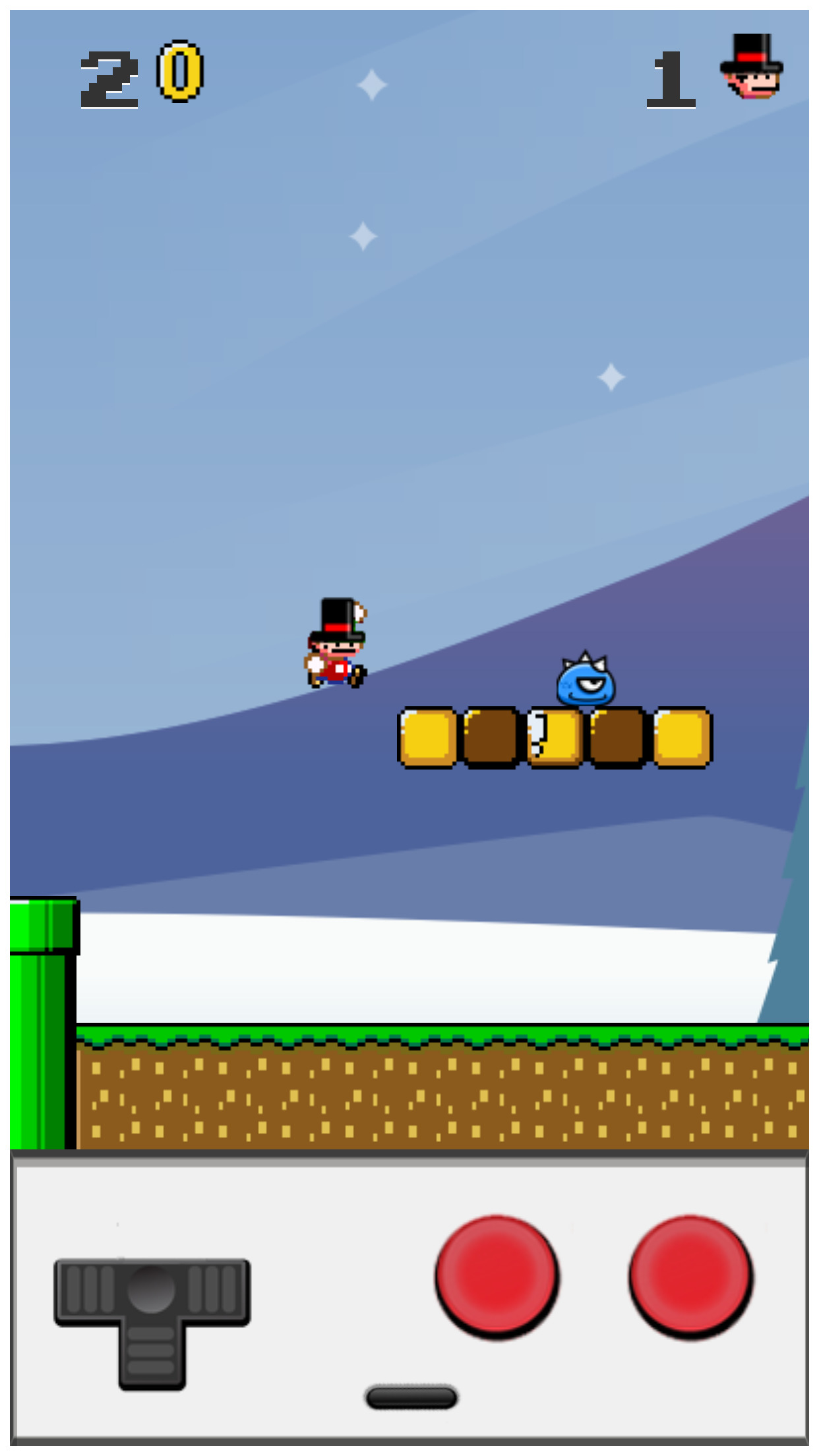 Pixel World - The Super Adventures