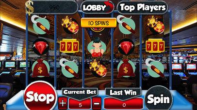 AAA Bet Casino Street Screenshot on iOS