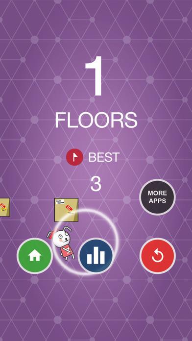 Bbbler Crazy Floors Screenshot on iOS