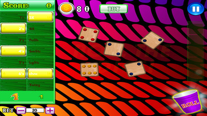 Addict Jewel Charm Lucky Win Yatzy Diamond Blitz Casino Games Free Screenshot on iOS