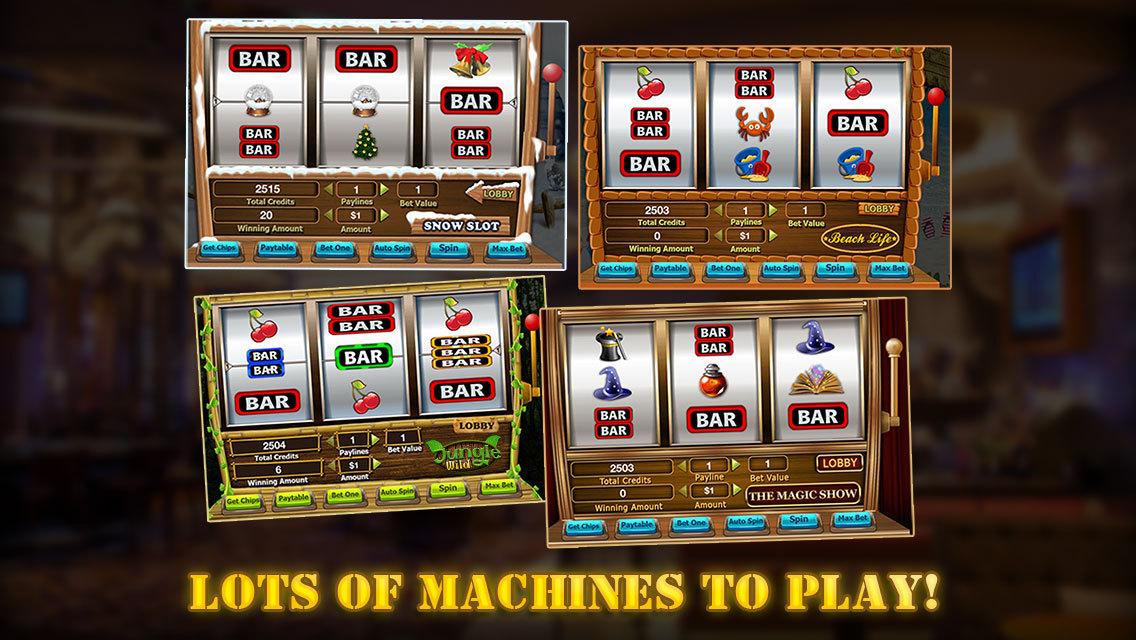 Classic Slot Machine