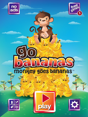 Go Bananas Game